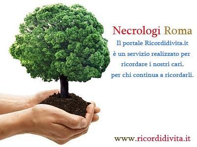 Necrologie Roma